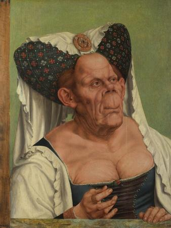An Old Woman (The Ugly Duches), C. 1513