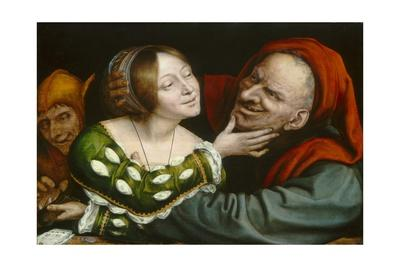 Ill-Matched Lovers, 1520-25