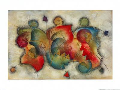 Quest-Eric Waugh-Art Print