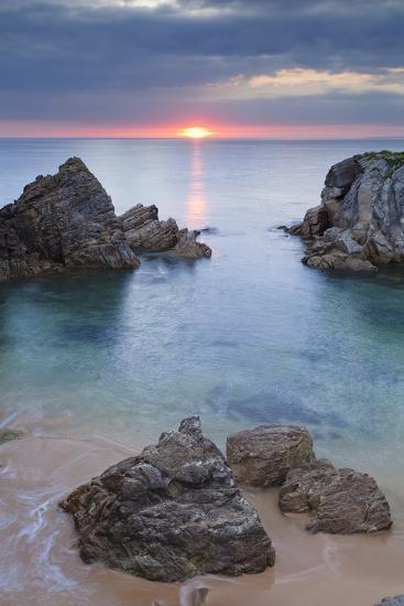 Quiberon Peninsula, Cote Sauvage, Cote De Morbihan, Brittany, France, Europe-Markus Lange-Photographic Print