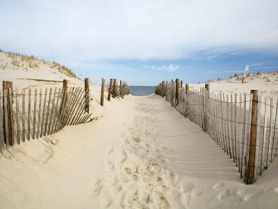 Quiet Beach-Stephen Mallon-Photographic Print