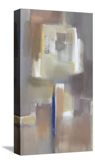 Quiet Composition-Nancy Ortenstone-Stretched Canvas Print