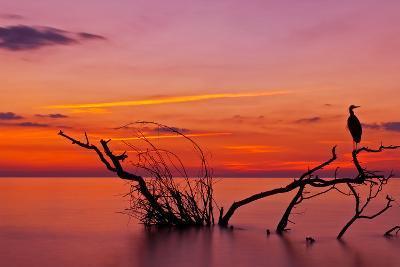 Quiet Evening-Verdon-Photographic Print
