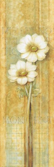 Quiet Flowers I-Herve Libaud-Art Print