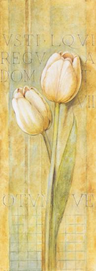 Quiet Flowers II-Herve Libaud-Art Print