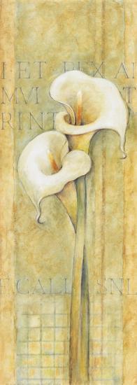 Quiet Flowers III-Herve Libaud-Art Print