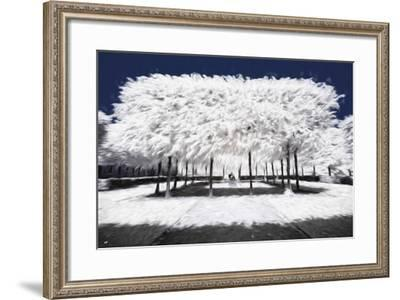Quiet III - In the Style of Oil Painting-Philippe Hugonnard-Framed Giclee Print