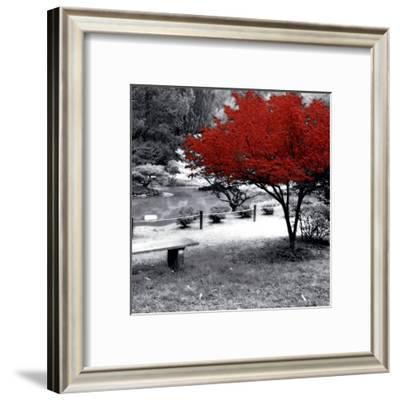 Quiet Moments--Framed Premium Giclee Print