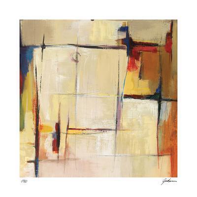 Quiet Shades I-Judeen-Giclee Print