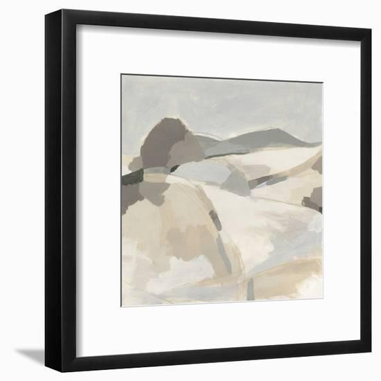 Quiet Valley I-June Vess-Framed Art Print