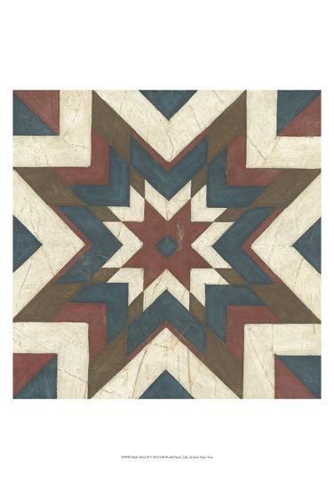 Quilt Motif II-Erica J^ Vess-Art Print