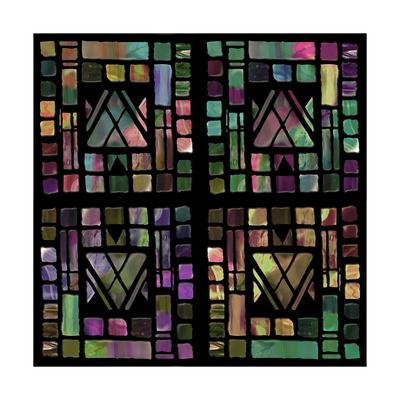 Quilt of Glass-Mindy Sommers-Giclee Print
