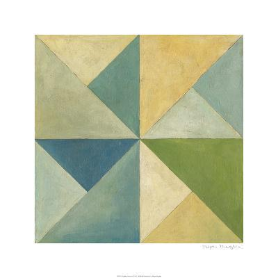 Quilted Abstract I-Megan Meagher-Limited Edition