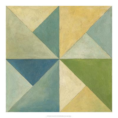 Quilted Abstract I-Megan Meagher-Premium Giclee Print