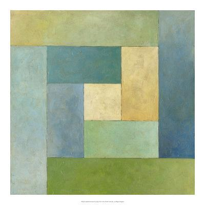 Quilted Abstract II-Megan Meagher-Premium Giclee Print