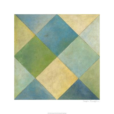 Quilted Abstract III-Megan Meagher-Limited Edition