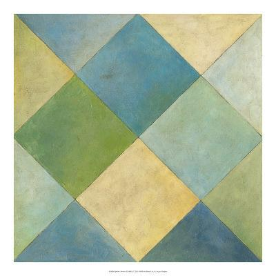 Quilted Abstract III-Megan Meagher-Premium Giclee Print