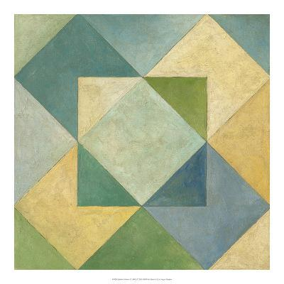 Quilted Abstract IV-Megan Meagher-Premium Giclee Print