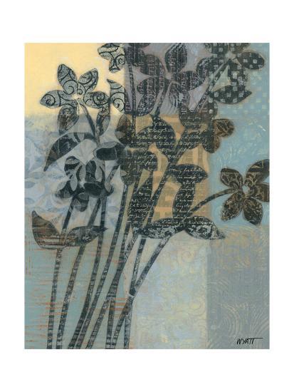 Quilted Bouquet II-Norman Wyatt Jr^-Art Print