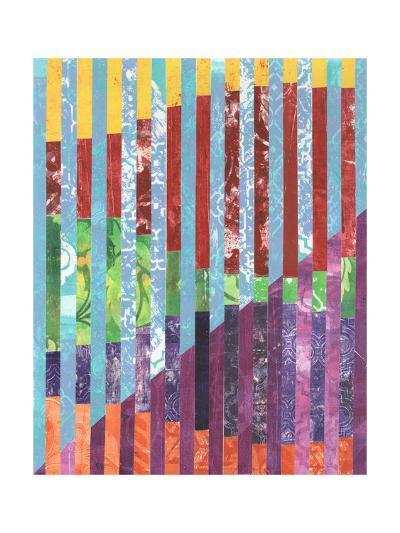 Quilted Monoprints III-Regina Moore-Art Print