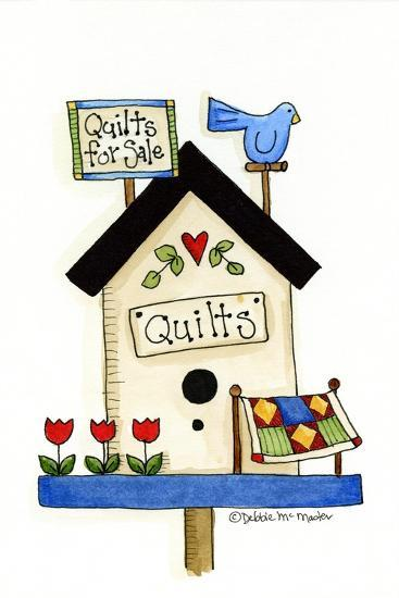 Quilts for Sale-Debbie McMaster-Giclee Print