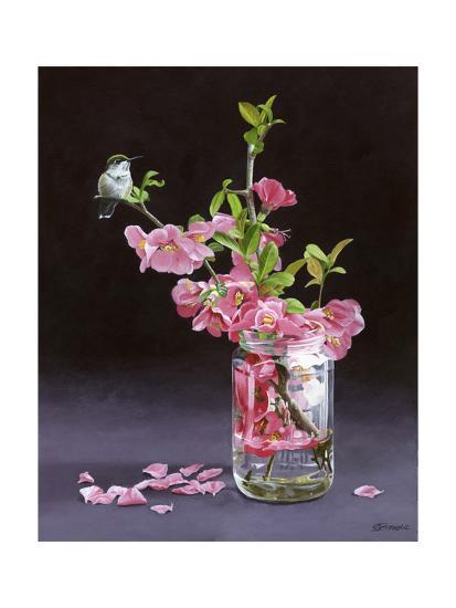 Quince and Ruby I-Fred Szatkowski-Art Print