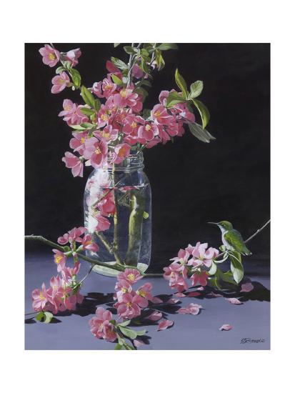 Quince and Ruby II-Fred Szatkowski-Art Print