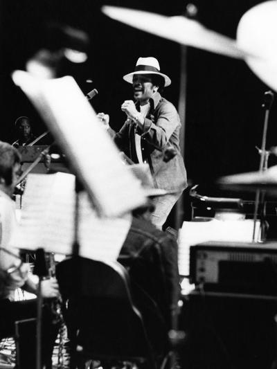 Quincy Jones - 1976-Moneta Sleet Jr.-Photographic Print