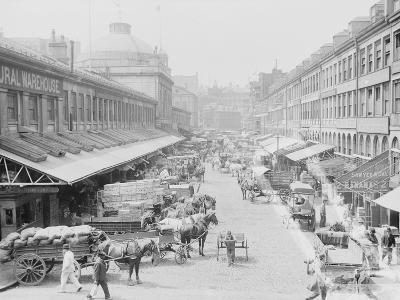 Quincy Market--Photographic Print
