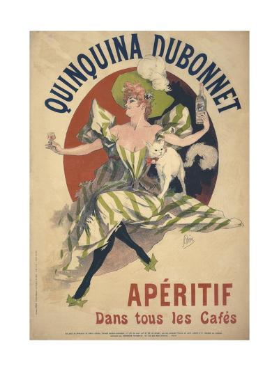 Quinquina Dubonnet-Jules Ch?ret-Giclee Print