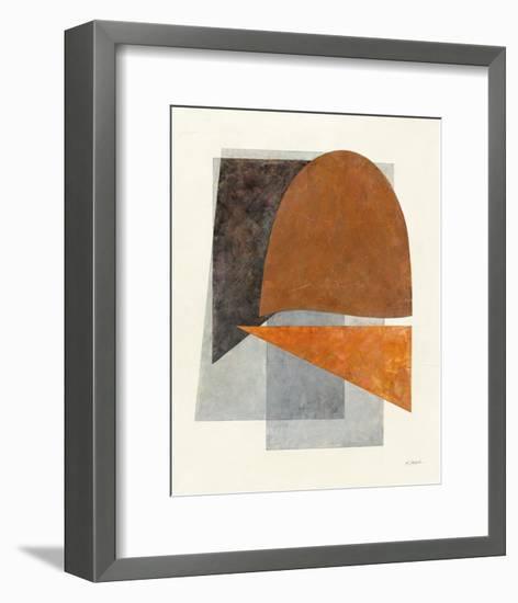 Quintet II Crop-Mike Schick-Framed Art Print