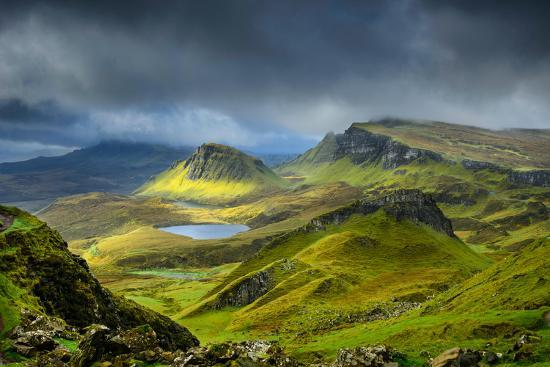 Quiraing-Luis Ascenso-Photographic Print