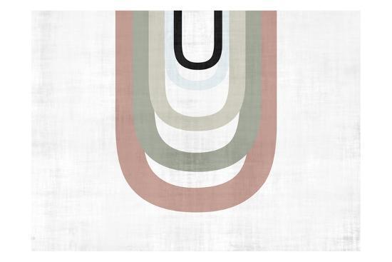 Qunatum Loop-Sheldon Lewis-Art Print