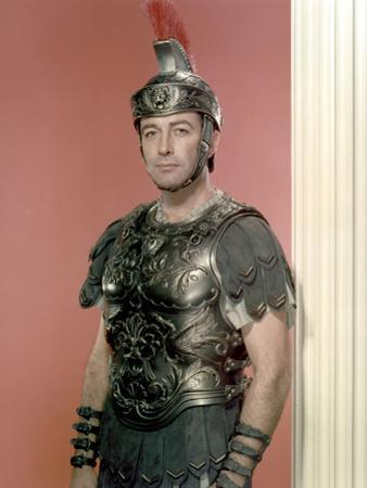 QUO VADIS by MERVYNLeROY with ROBERT TAYLOR, 1951 (photo)