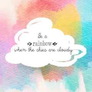 Try to be a Rainbow II by Quote Master