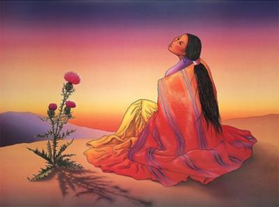 Navajo Dawn