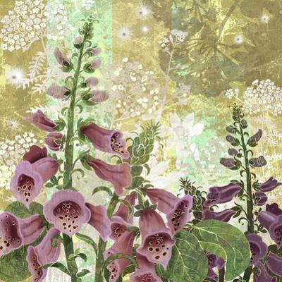 Foxglove Meadow I by R. Collier-Morales