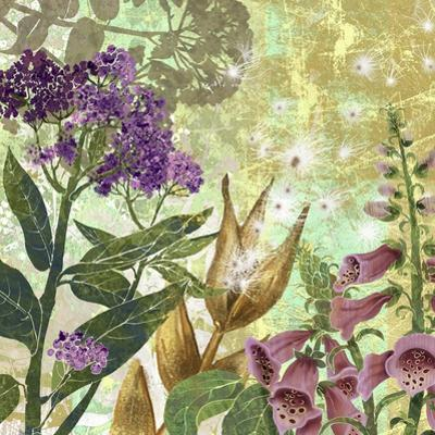 Foxglove Meadow II by R. Collier-Morales