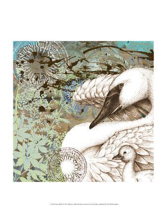 Swan Splash I