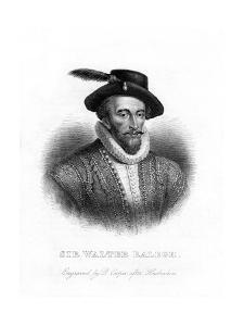 Sir Walter Raleigh, Writer, Poet, Courtier and Explorer by R Cooper