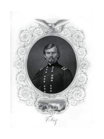 General Franz Sigel, Union General in the American Civil War, 1862-1867
