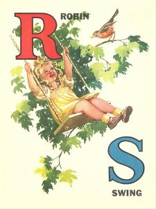 R for Robin, S for Swing