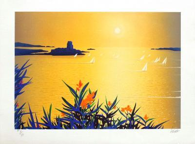 R?gate-Daniel Sciora-Collectable Print