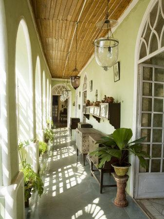 Braganza House, an Old Portuguese House, Goa's Largest Private Dwelling, Chandor, Goa, India
