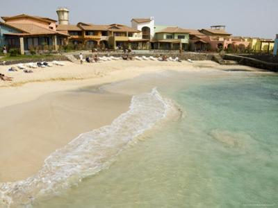 New Development for Booming Property Market, Santa Maria, Sal (Salt), Cape Verde Islands, Africa by R H Productions