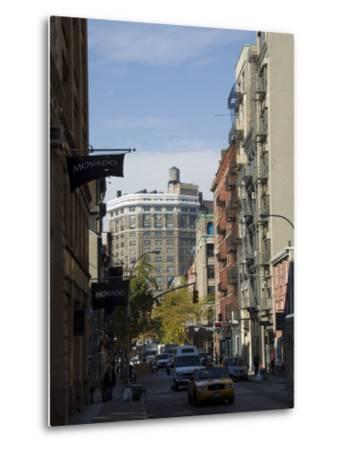 Spring Street, Soho, Manhattan, New York City, New York, USA