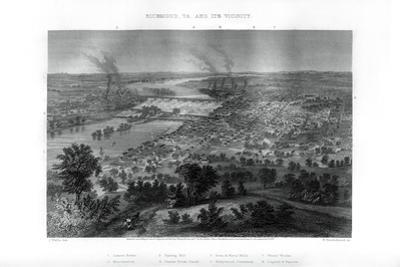 Richmond, Virginia, 1862-1867 by R Hinshelwood