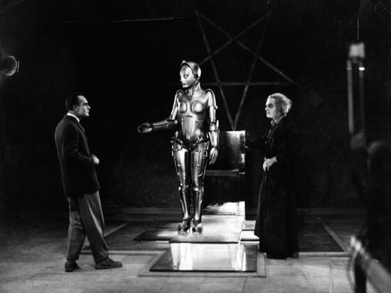 "R. Klein Rogge. ""Metropolis"" 1927, Directed by Fritz Lang--Photographic Print"