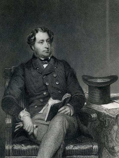 R.M. Ingres--Giclee Print