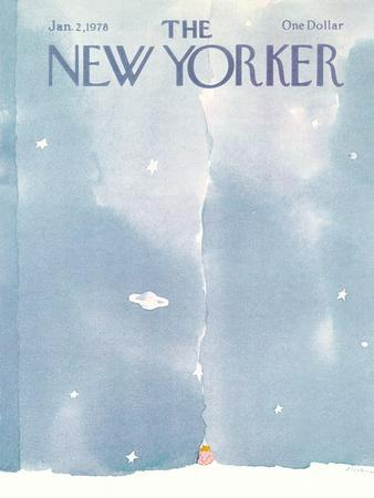 The New Yorker Cover - January 2, 1978